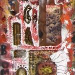 Memento mori - 20 x 40 cm, mixt