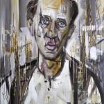Alexandru - 130 x 180 cm, acrilice panza