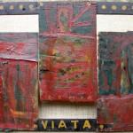 Obiect - 50 x 40 cm, mixt