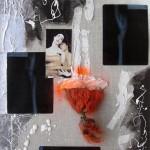 Transcendenta - 55 x 90 cm, mixt